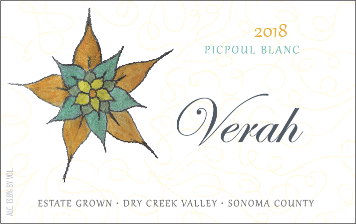 Product Image for 2018 Verah Picpoul Blanc Estate